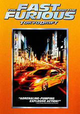 The Fast and the Furious: Tokyo Drift (DVD, 2011)