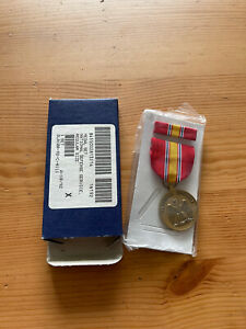 US Gulf War Period National Defence Medal