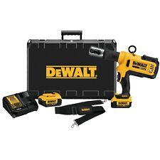 New In Box! DeWalt Dce200M2 20-Volt 4-Ton Cordless Max Copper Pipe Crimping Tool