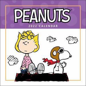 Peanuts - Snoopy - 2022 Calendario da Parete - Nuovo - 863821