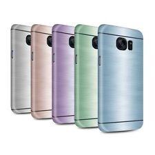 Housses et coques anti-chocs violets Samsung Galaxy S7 pour téléphone mobile et assistant personnel (PDA)
