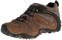 Men's Merrell Chameleon Prime Stretch Hiking Shoe - Kangaroo - FREE SHIPPING!