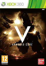Armored Core V 5 XBOX 360 IT IMPORT NAMCO