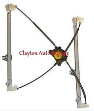 AUDI Q7 06 ON FRONT LEFT COMPLETE ELECTRIC WINDOW REGULATOR W/OUT MOTOR *NEW*