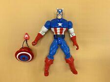 Electro Spark CAPTAIN AMERICA action figure Toy Biz 1997 Spider-Man