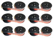 6x cinta grupo 1 seda rojo-negro Triumph Adler Electric junior Olympia sge