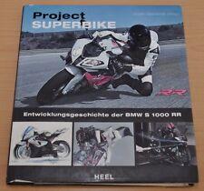 Project Superbike Entwicklungsgeschichte der BMW S 1000 RR Heel Buch Motorrad