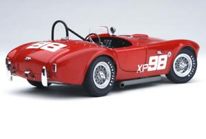 Exoto 1:18 1st Competition race car Cobra 1962 Shelby Cobra 260 LA GP Krause NIB