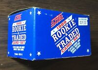 1989 SCORE ROOKIE & TRADED Baseball Factory Set out of case GRIFFEY RC F6020303