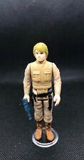 Star Wars Vintage 1980 de Luke: Bespin 100% pelo no COO Mostaza Muy Buen Estado