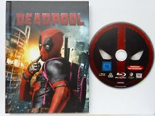 Blu-ray Deadpool Digibook