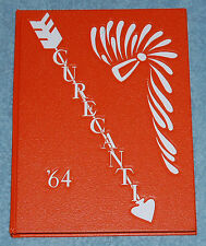 Western State College 1964 Yearbook (Curecanti), Gunnison Colorado