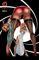 Notti & Nyce #8 SET of 3  NICES  Rosas, Breed  & Kincaid  Ltd. Ed.  Comic Books