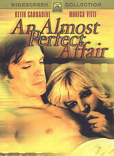 An Almost Perfect Affair:  Keith Carradine, Monica Vitti, Rated PG DVD, 2003 NEW