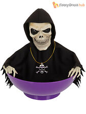 Halloween Talking Animated Sweet Bowl Halloween KidsParty Prop Decoration