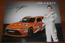 2015 Daniel Suarez Arris Toyota Camry NASCAR Xfinity postcard