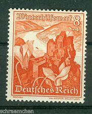 Deutsches Reich 679  , ** , * , o ,   Winterhilfswerk 1938
