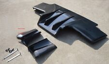 FRP Rear Diffuser TS Style Unpainted 5 pcs For Nissan R32 GTR PICS For Reference