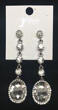 NEW Womens Juniors Girls #365 Wedding Pageant Chandelier 2.75 inch drop earrings