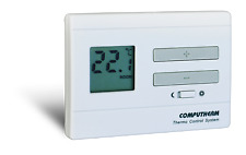 Computherm Q3 Digital Room Thermostat heating or air condition wired 2 years war