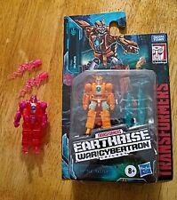 Transformers War For Cybertron Netflix Battlefield Rung & Earthrise Rung