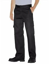 Dickies WP592 Men's Relaxed Fit Cargo Uniform Pants Straight Leg Workwear