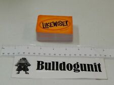 2008 Likewise Board Game Replacement Description Orange Card Deck Only