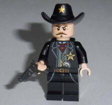 MOVIE #10 Lego Tombstone Doc Holliday Custom I'll be your Huckleberry Folk Hero