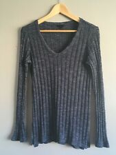 long sleeved Topshop size 10, blue light jumper