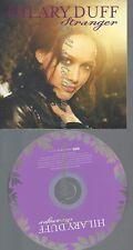 PROMO CD--HILLARY DUFF--STRANGER--1TR