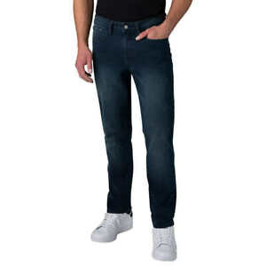 SALE! IZOD Men's Comfort Stretch Straight Fit Jean | Variety Size & Color | H51