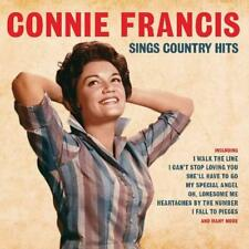 CONNY FRANCIS - SINGS COUNTRY HITS  2 CD NEW!