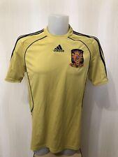 Spain national team 2008/2010 Away Size M Adidas shirt jersey maillot soccer