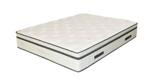 New Pillow Top Dimond Genuine Hand Made Pocket Mattress Single Double King Sizes