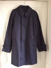 Burberry Trench Coat Navy Blue 44R