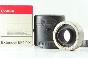 [Near MINT in box] Canon Extender EF 1.4X Teleconverter Lens From JAPAN