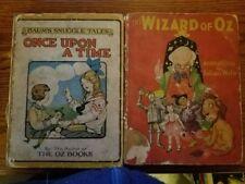 2 piece Oz book set