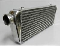 SALE- TURBO INTERCOOLER CORE SIZE 550X140X65mm (63mm) INLET/OUTLET - UNIVERSAL