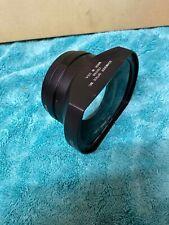 Schneider Optics 85mm .8X WA Lense