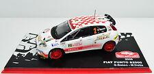 Fiat Punto S2000 Rallye Monte-Carlo 2009 # 2 Maßstab 1:43