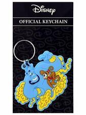 Disney Aladdin - Genie & Abu - Schlüsselanhänger aus Gummi NEU NEW