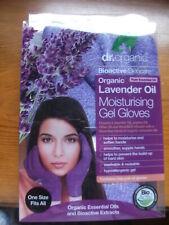 Dr Organic Lavender Oil Moisturising Gloves, New, Boxed