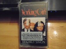 SEALED RARE OOP Working Girl CASSETTE TAPE soundtrack CARLY SIMON Pointer Sister