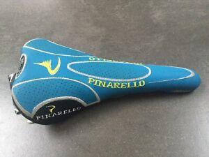 NOS Selle Italia Flite Titanium Saddle with Pinarello Embroidery