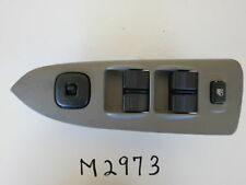 00 01 02 03 PROTEGE BEZEL TRIM DRIVERS SIDE LEFT MASTER WINDOW SWITCH OEM M2973