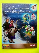 Sammelalbum Rewe Weihnachten mit guten Disney Freunden Leeralbum Album