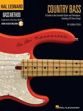 Country Bass - A Guide to the Essential Styles and Techniques Bass Met 000695928