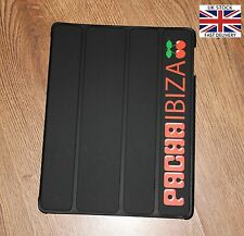 PACHA IBIZA CASE for iPAD 2 3 4 Bookcase Cover with Active Magnet Sleep Function