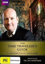 The Time Traveller's Guide To Elizabethan England (DVD, 2014)