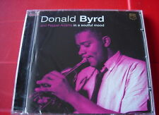 Donald Byrd And Pepper Adams In A Soulful Mood CD NEW 2005 Jazz